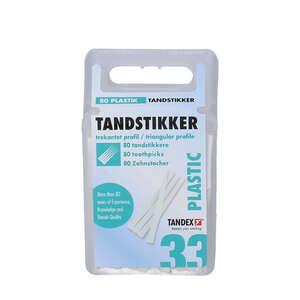 Tandex Plast Tandstikker