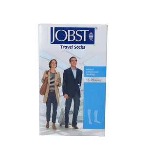 Jobst Travel Socks (Sort/S)