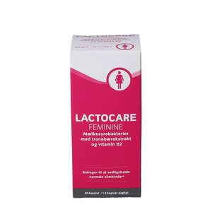 Lactocare FEMININE Kapsler
