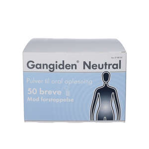 Gangiden Neutral (50 stk.)