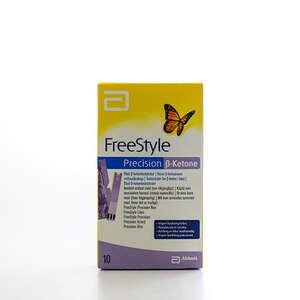 FreeStyle Precision Ketone Teststrimler