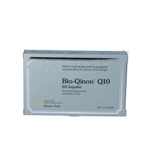 Bio-Qinon kapsler (60 stk)