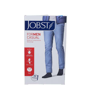 Jobst for Men Casual Strømper (M)
