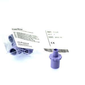 PEP modstande (violette - 6,0 mm)