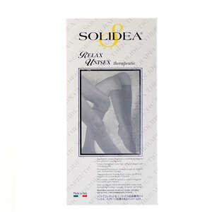 Solidea Relax Unisex Therapeutic Strømpe (L/natur/lukket)