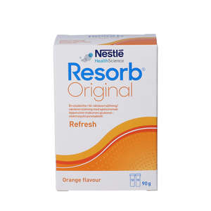 Resorb Original Væskeerstatning (orange)
