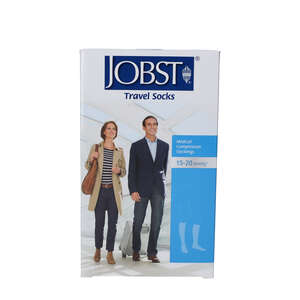 Jobst Travel Socks (Sort/M)