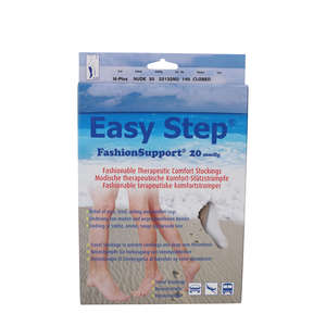 Easy Step FashionSupport Knæ (nude/lukket/M+)