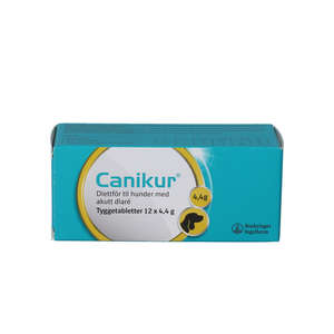 Canikur Tyggetabletter