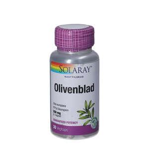 Solaray Olivenblad Ekstrakt