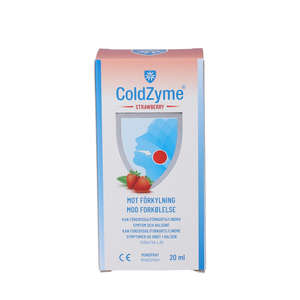 ColdZyme Strawberry Mundspray