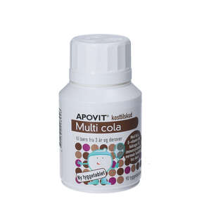 Apovit Multi Cola
