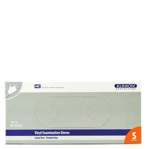 Klinion Protection Vinyl Handsker (S-pudderfri)