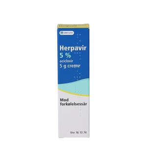 Herpavir creme 5%