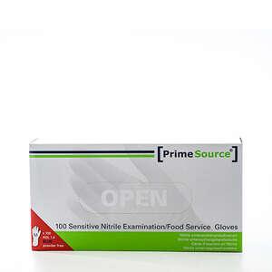 PrimeSource Sensitive Nitrile Handsker (Medium)