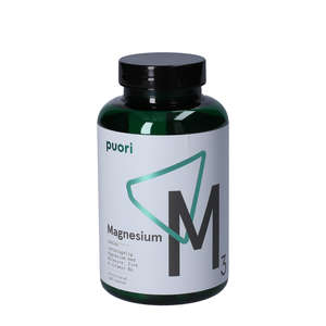 Puori M3 Magnesium (120 stk)