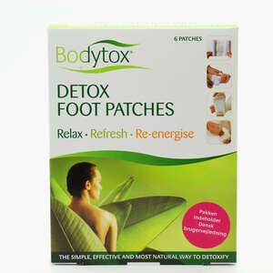 Detox Foot Patches Mellem