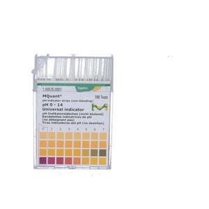 Universal indikator pH 0-14