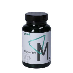 Puori M3 Magnesium (60 stk)