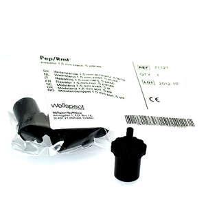 PEP modstande (sorte - 1,5 mm)