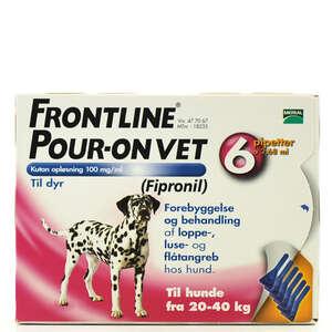Frontline Pour-On Vet.