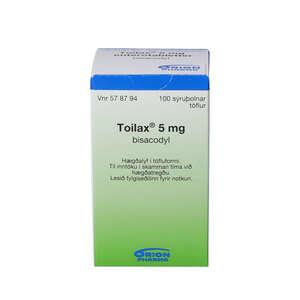 Toilax 100 stk