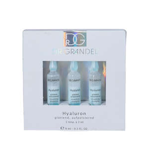 Dr. Grandel Hyaluron ampuller (3x3 ml)