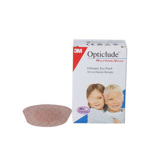 3M Opticlude Skeleplastre (midi)