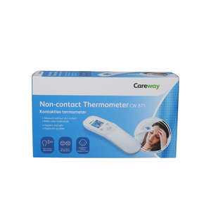 Careway Kontaktløs Termometer