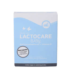 Lactocare BABY Dråber (7,5 ml)