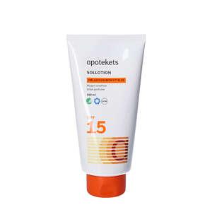 Apotekets Sol Lotion SPF15 (300 ml)