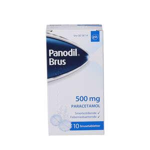 Panodil bruse 500 mg