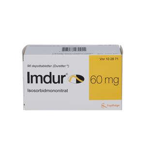 Imdur 60 mg 98 stk