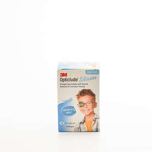 3M Opticlude Silicone Skeleplaster (maxi/dreng)