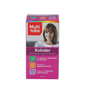Multi-tabs Kvinder tabletter
