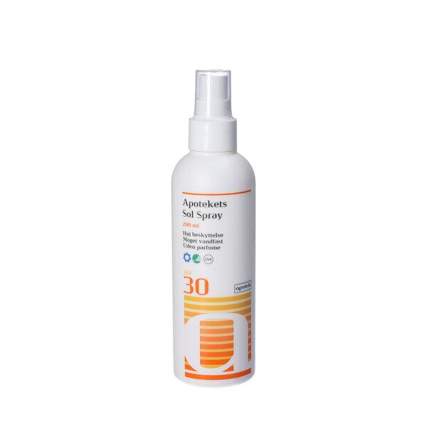 Apotekets Sol Spray SPF30 (200 ml)