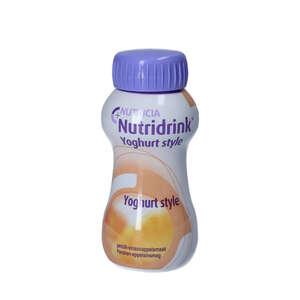 Nutridrink Yoghurt Style Fersken