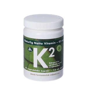 Vitamin K2 kapsler