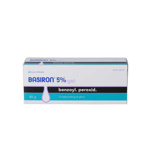 Basiron gel 5% 60 g