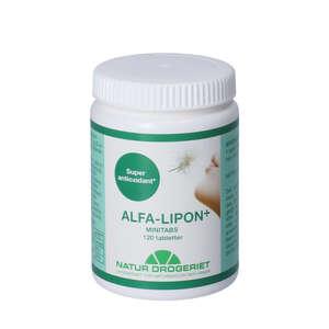Alfa Lipon+ Minitabs