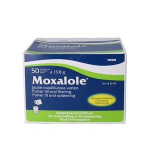Moxalole pulvere til oral opløsning 50 stk