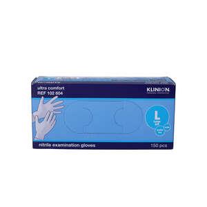 Klinion Protection Nitrile Handsker (L-pudderfri)