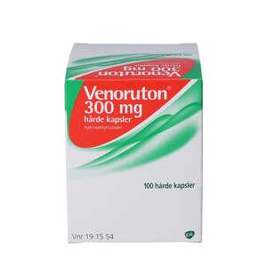 Venoruton 300 mg 100 stk