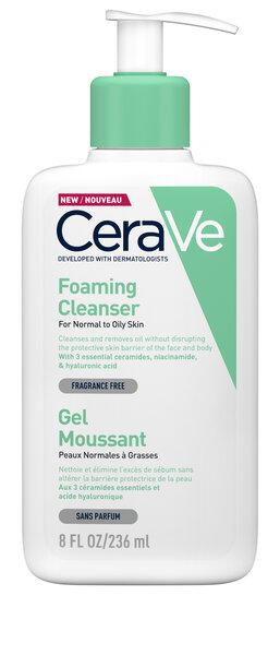 CeraVe Foaming Cleanser (236 ml)