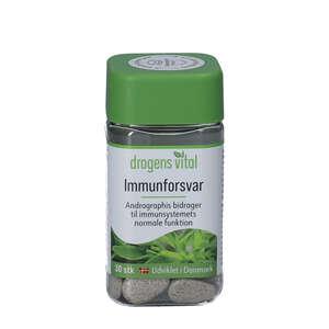 Drogens Vital Immunforsvar Tabletter