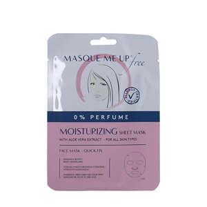 Masque Me Up Free Moisturizing Sheet Mask