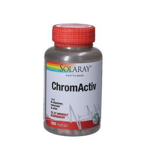 Solaray ChromActiv Kapsler
