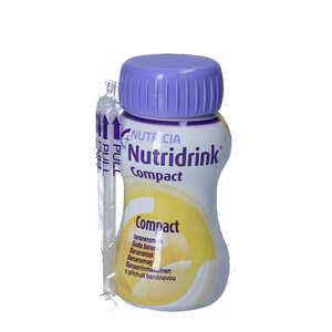 Nutridrink Compact Banan
