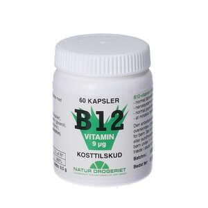 B12 Vitamin kapsler