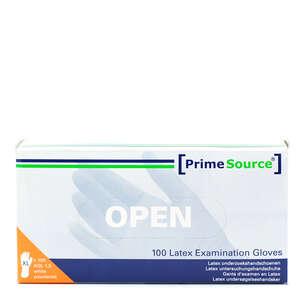PrimeSource Latex Handsker m/pudder (XL)